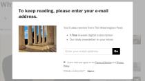 Du kommst hier net rein: Zeitung blockt Nutzer von Adblockern