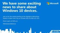 Microsoft: Surface Pro 4, Lumia-Flaggschiffe & mehr am 6. Oktober
