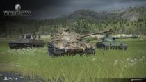 PlayStation4-Version von World of Tanks ist sch�ner als jene f�r PC