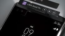LG V10 Smartphone: Zweitdisplay, Edelstahlrahmen & zwei Frontcams