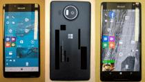 Microsoft Lumia 950 & Lumia 950 XL auf geleakten Fotos zu sehen