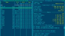 Far Manager - Dateimanager in Retro-Optik