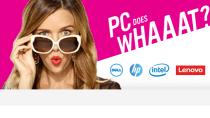 Rettet den PC! Microsoft, Intel, Dell, HP & Lenovo werben gemeinsam