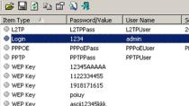 RouterPassView - Router-Passwörter auslesen
