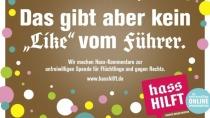 "Rechts gegen Rechts: ""Hass hilft"" spendet 1 Euro pro Hetz-Kommentar"