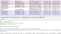 MailCheck - Mail-Postfach auf Eingänge prüfen