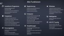 AVG PC TuneUp - Windows-Optimierung