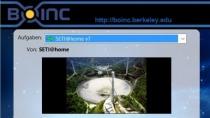 BOINC - Rechenleistung f�r Forschungsprojekte bereitstellen