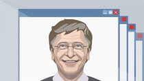 Bill Gates: Wir sind nicht allein Schuld an Control-Alt-Delete!