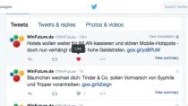 Twitter ver�rgert Nutzer: statt Stern ein Herz, statt Favorit ein Like