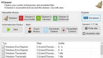 KCleaner - Systemreinigung mit Automatikmodus