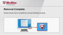 McAfee Consumer Product Removal Tool - McAfee-Tools entfernen