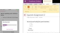 OneNote-Update: Audio- und Dateianhänge, Videoeinbettung & mehr