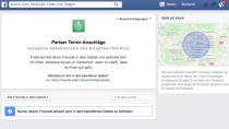 Facebook aktiviert Safety Check nach Terrorserie von Paris