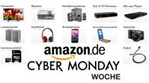 Amazon Cyber Monday Woche: Angebot, Vergleich & praktische Tipps