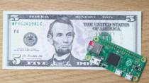 Raspberry Pi Zero: Jetzt mit Kamera-Anschluss & weiter f�r 5 Dollar