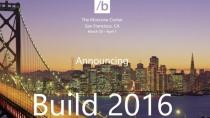 Build 2016: Was von Microsofts Entwicklerkonferenz zu erwarten ist