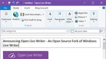 Open Live Writer - Open-Source-Nachfolger von Windows Live Writer