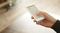 Sony startet seine innovative Fernbedienung mit E-Ink-Display
