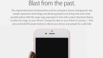 """""""Macintosh-Theme"""": Fieser Hoax verleitet Nutzer, iPhone zu """"bricken"""""""