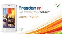 Smartphone f�r 3,30 Euro: Indischer Anbieter stellt Freedom 251 vor