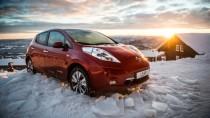 Es geht, wenn man will: Fast 1/3 aller Neuwagen in Norwegen elektrisch