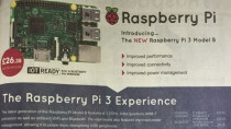 Raspberry Pi 3: Neue Version hat WLAN, Bluetooth & 64-Bit-CPU