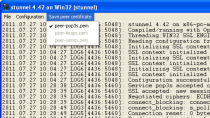 Stunnel - Verschlüsselte Client-Server-Kommunikation