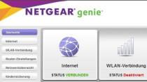 NETGEAR genie - Heimnetzwerk verwalten