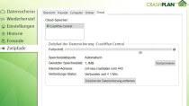CrashPlan - Flexible Datensicherung mit unbegrenztem Speicher