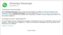 Fett & Kursiv: WhatsApp macht jetzt Formatierung in Texten m�glich