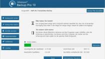 Ashampoo Backup Pro - Daten sichern und wiederherstellen