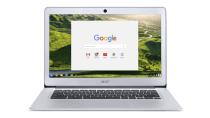 Acer Chromebook 14 mit Full-HD-Display: Chrome-Notebook im Alu-Kleid