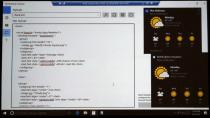 Windows 10: Toasts im Widget-Stil & Notification-Counter f�r Apps