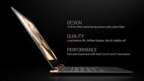 HP Spectre: Edel-Ultrabook soll das d�nnste Notebook der Welt sein