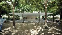 Neue Bilder vom Spaceship: Das plant Apple im Innenhof des Campus 2