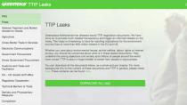 TTIP Leak: Dank Greenpeace kann nun Jeder im Netz Einsicht nehmen