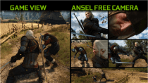 "8 Gigapixel-Screenshots aus jedem Winkel: Nvidia enth�llt ""Ansel"""