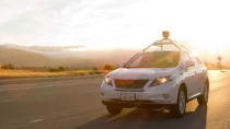 Google-Autos: Angefahrene Fu�g�nger sollen kleben bleiben