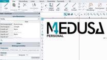 MEDUSA4 Personal - Kostenlose CAD-Software