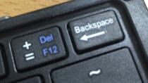 Chrome: Backspace verliert Doppelfunktion - Rettung für Formulare