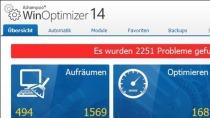 Ashampoo WinOptimizer - Umfangreiche Systemoptimierung