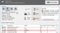 HDDExpert - Festplatteninformationen abrufen