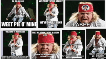 "Viel Glück: Axl Rose will ""Fat Meme""-Foto aus dem Netz entfernen"