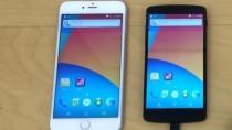 Nick Lees n�chster Streich: Android auf dem iPhone nutzbar gemacht