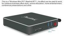 Beelink BT7: Neuer Mini-PC mit schnellster Atom-CPU & max. 320GB SSD