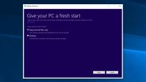 Refresh Windows: Offizielles Tool f�r Clean Install aufgetaucht