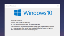 Windows 10 Insider Preview Build 14383: Der Weg zur Final beginnt