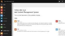 Typo3 - Quelloffenes  Content-Management-System