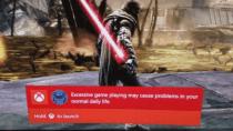 """Xbox One: Preview warnt Nutzer vor """"exzessivem Gameplay"""""""
